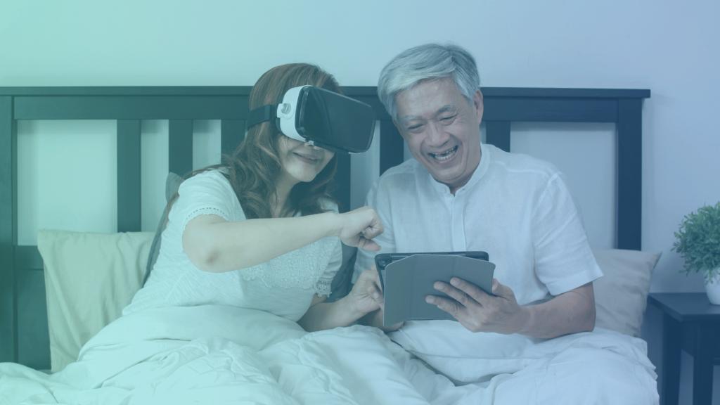 La VR dans le médical Cabinet de recrutement