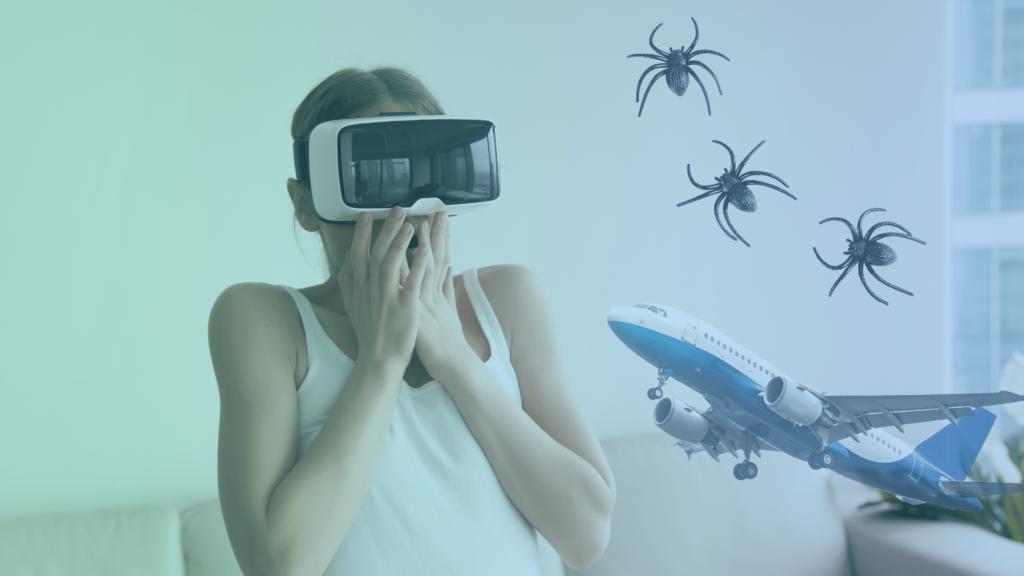 VR medical phobies cabinet de recrutement